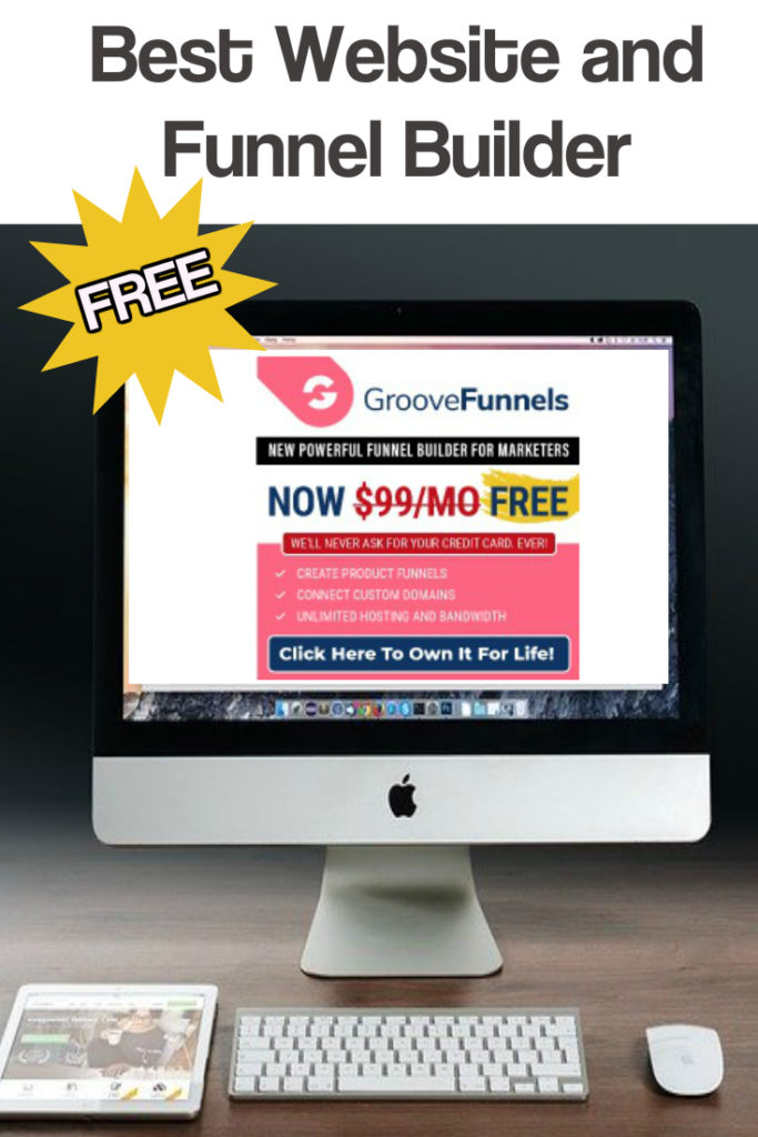 best website and funnel builder now free