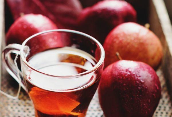 detoxing benefits of apple cider vinegar