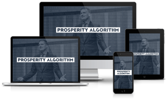 prosperity algorithm display on several devices