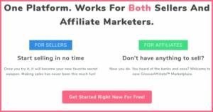 Free sales platform