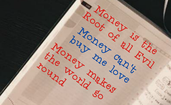 quotes about about money