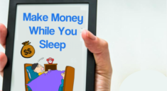 passive income make money while you sleep