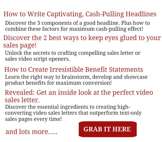 free copy writing course