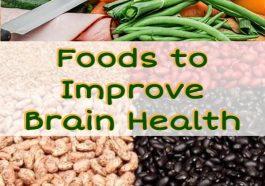 foods to improve brain health