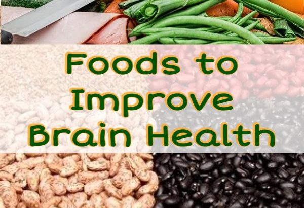 foods to improve brain health